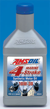 Amsoil Synthetic 4 Stroke Oil Small Engine Oil Formula 4 Stroke Marine 10w 30 Motor Oil